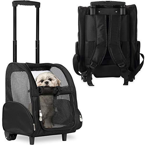 KOPEKS Deluxe Backpack Pet