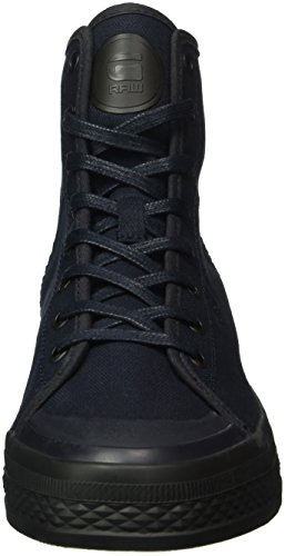sale fast delivery outlet discount sale G-STAR RAW Men's Bayton High Denim Hi-Top Sneakers Blue (Dk Navy 881) under $60 cheap online X8Cf9