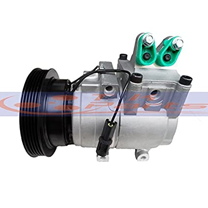 Amazon.com: TKParts New A/C Compressor For HYUNDAI Matrix 1.5 CRDi/Accent /Accent II/ Getz: Automotive