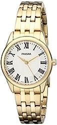 Pulsar Women's PG2016 Gold-Tone Watch