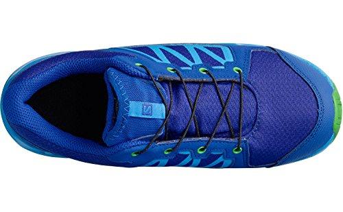 bleu Sport De Xa Elevate Bleu Azur Mixte Salomon J Chaussures Flash Cswp Enfant PdX5Yqw