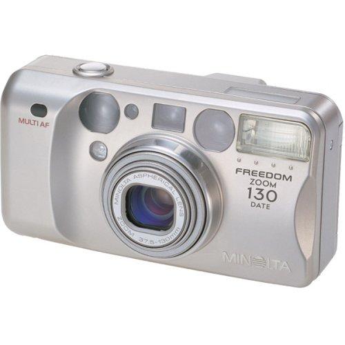 Konica Minolta Zoom 130c Date 35mm Camera