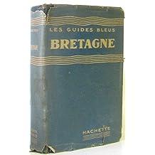 Les guides bleus Bretagne 1949
