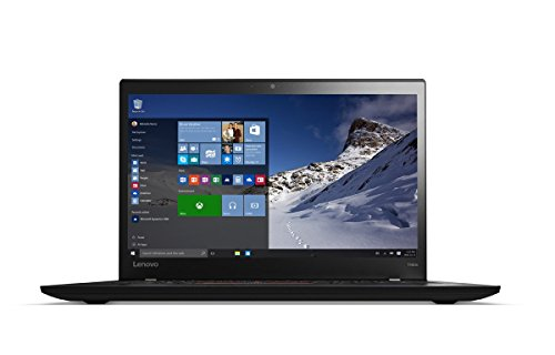 Lenovo Thinkpad T460s Ultrabook 20F9004NUS (14' FHD Display, i5-6300U 2.4GHz, 8GB RAM, 256GB SSD, Webcam, Backlit Keyboard, Fingerprint Reader, Bluetooth 4.1, Windows 10 Pro 64)
