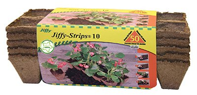 Jiffy, 50 Count, Peat Strip
