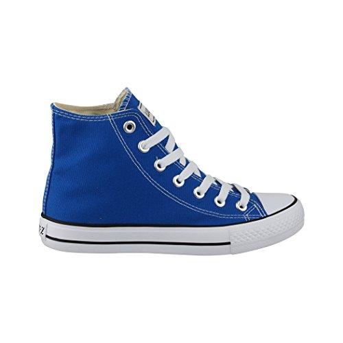 Hombre Bonus Blau New best Para Tibi Best boots Zapatillas Salvus Lona De Et Av7xA