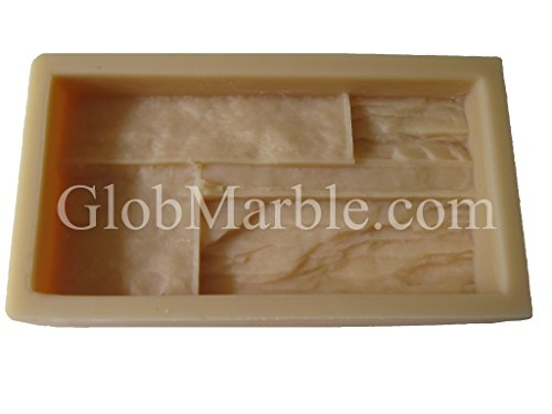 GlobMarble VENEER STONE MOLD Sample VS 101/6/A ()