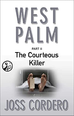 book cover of The Courteous Killer