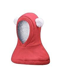 7deb8628c0f Vivobiniya Baby Girl Hats Toddler Girl Hats Scarf Winter Ear Protection Cap