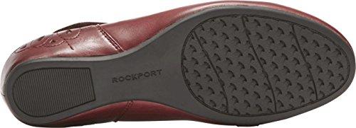 Chaussures Sharwell Maryjane De Rockport Women, Taille: 7.5 W, Couleur Vin Lthr