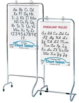 * CHART STAND ADJUSTABLE - PAC74410 by EducationalToysUSA