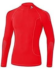 Erima GmbH Underwear Camiseta, Unisex niños, Rojo, 128