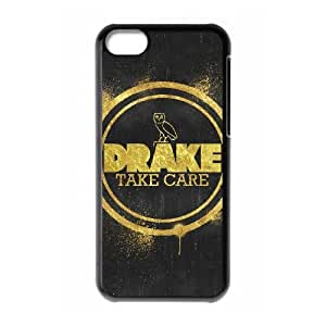 iPhone 5c Cell Phone Case Black Drake Ovo Owl JHK Hex Phone Cases