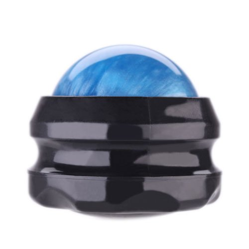 Manual Massage Ball, Back Roller Massager Pain Relief Body Secrets Self Massage Therapy Roller Relax Ballfor Sore Muscle (Roller Massager Relax)