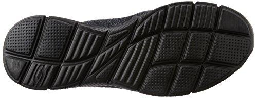 Skechers Equalizersay Something - Zapatillas Mujer Black