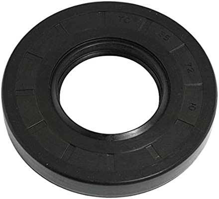 DUST SEAL WITH GARTER SPRING NEW TC 35X72X10 DOUBLE LIPS METRIC OIL