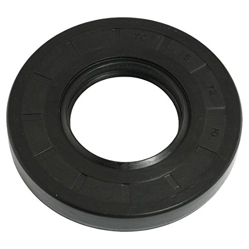 (uxcell 35mm Bore Metric Nitrile Rubber Double Lip TC Oil Seal 35mm x 72mm x 10mm)