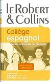 "Afficher ""Le Robert & Collins collège espagnol"""