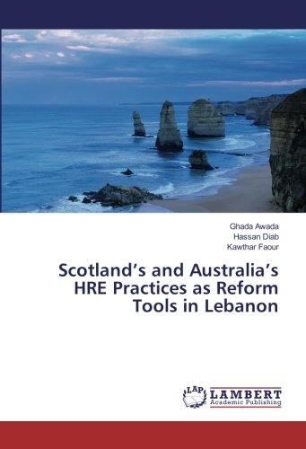 Scotland's and Australia's HRE Practices as Reform Tools in - O Hre