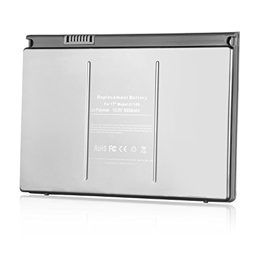 SKstyle Replacement Battery Macbook 17 inch product image