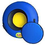 Fat Tire USA Snow Tube (Deluxe Edition), Blue