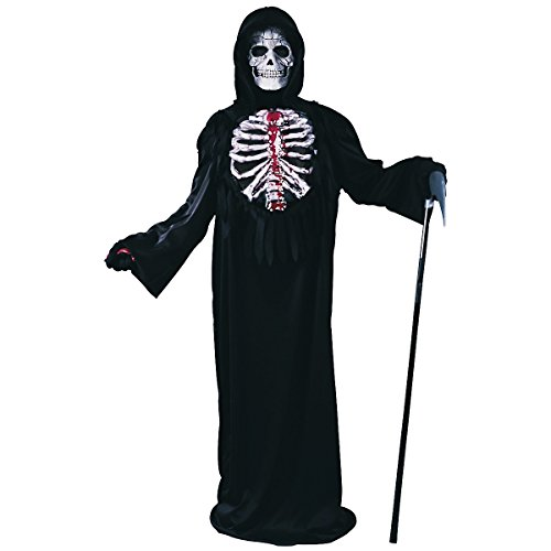 Bleeding Skeleton Costume - (Bleeding Skeleton Costume)