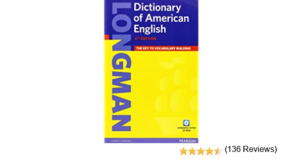 Amazon.com: Longman Dictionary of American English, 4th Edition ...