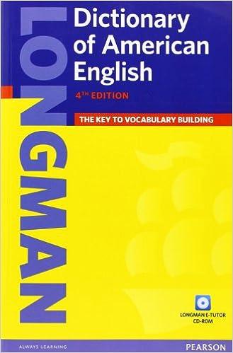 Amazon Longman Dictionary Of American English 4th Edition