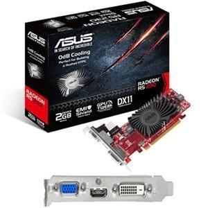 ASUS R5230-SL-2GD3-L Radeon R5 230 2GB DDR3 (R5230-SL-2GD3-L) -  ASUS R5230-SL-2GD3-L 1