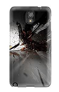Series Skin Case Cover For Galaxy Note 3(abstract)