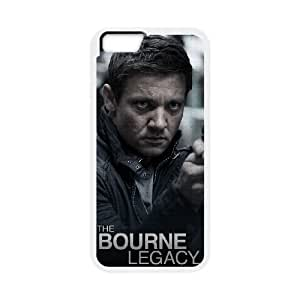 The Bourne Ultimatum iPhone 6 Plus 5.5 Inch Cell Phone Case White ZVH