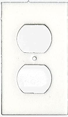 Gasket Covers, Electrical Outlet & Light Switch Plate Draft Stopper Foam Gaskets
