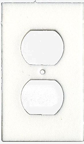 gasket covers  electrical outlet  u0026 light switch plate