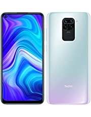 "Smartphone Redmi Note 9 Polar White Glacial 128GB 4GB RAM Android 10.0 (MIUI 11), 4GB RAM, Câmera Quad (48 Mp + 8 Mp + 2 Mp + 2 Mp), Tela 6,53"""