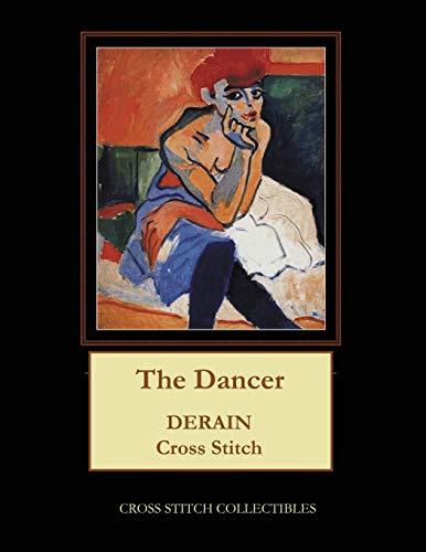 The Dancer: Derain Cross Stitch Pattern Cross Stitch Collectibles