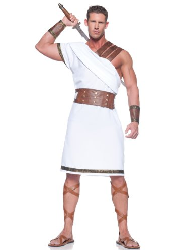 Men's Greek Warrior Costume