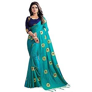 Designer Sarees | Women's Silk Saree With Blouse Piece