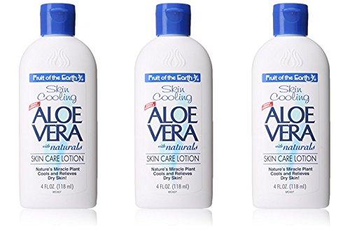 Fruit Of The Earth Aloe Vera Skin Care Lotion - 7