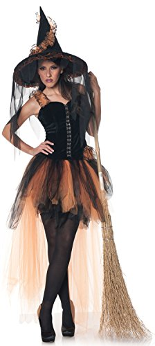 Women's Sexy Witch Costume - Hollow's Eve