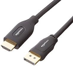 AmazonBasics DisplayPort to HDMI Display...