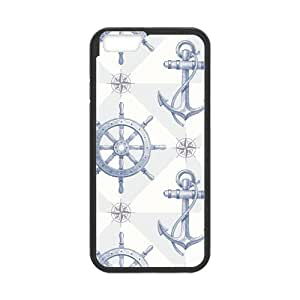 Amazing iphone 6 Case Cover cute and funny anchor Pattern Tough iphone 6 Hard Back Protector mlb nfl nhl High Quality PC Case Tampa Bay Buccaneers nd01652 for iPhone 6 Case