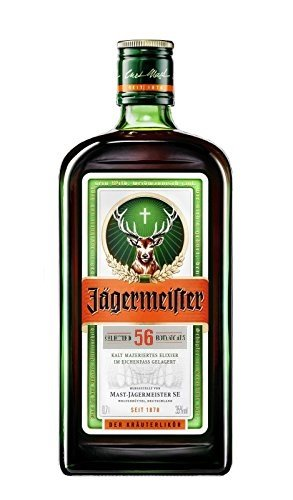 jagermeister herb liqueurs 70 cl amazon co uk grocery