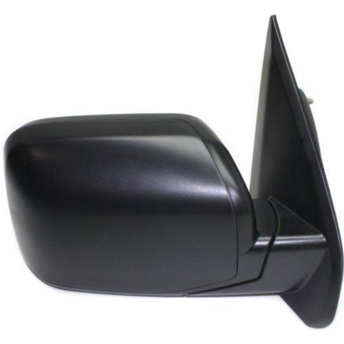 Kool Vue HO58ER Mirror for HONDA PILOT 09-15 RH Power Manual Folding Textured Black