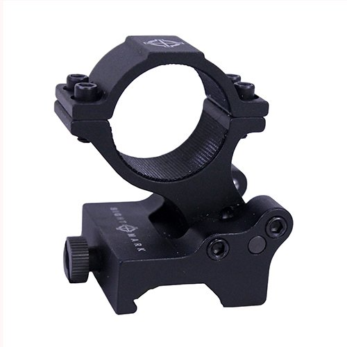 Sightmark SM34015 Flip to Side Magnifier Mount, Fixed
