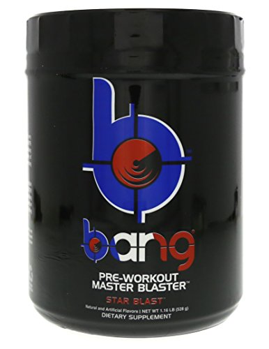 Vpx Bang Pre workout Master Blaster Star Blast