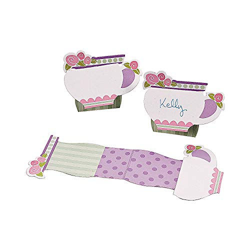 Fun Express Tea Party Place Cards (1 dz) -