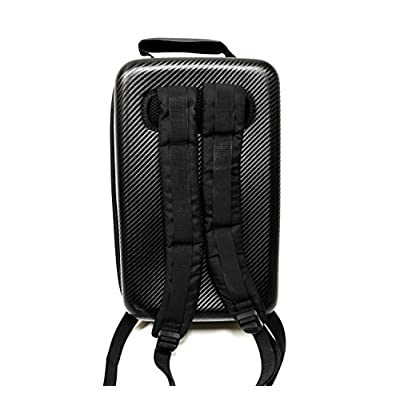 Backpack for DJI Mavic Pro - Lightweight, custom fit, and durable case: Camera & Photo