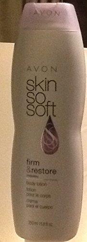 Avon Skin So Soft Firm & Restore Body Lotion 11.8 Fl Oz