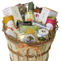 Nature's Bounty All Natural Gift Basket by Its Only Natural Gifts