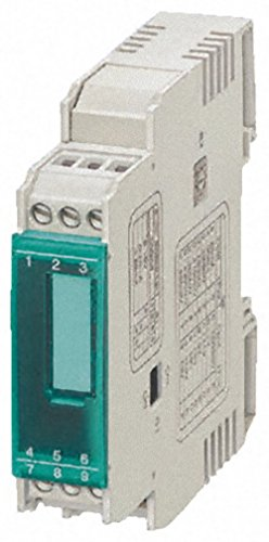 Multi Range Converter, Selectable, Screw Terminals, 17.5mm Width, 0-20ma Input, 0-100 Hz Output, 24vacvdc Supply Voltage, 3 Way Electrical Isolation
